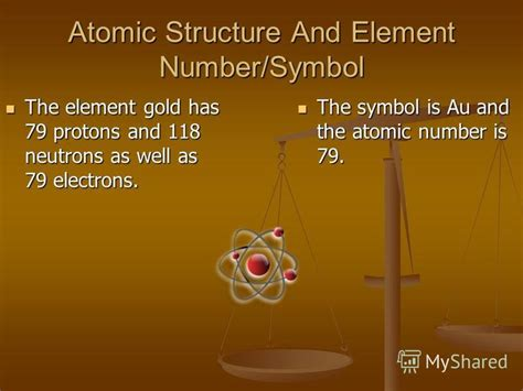 Protons In Gold by презентация на тему Quot The Element Gold By Andrea