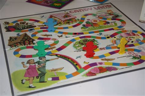 candyland game board size images