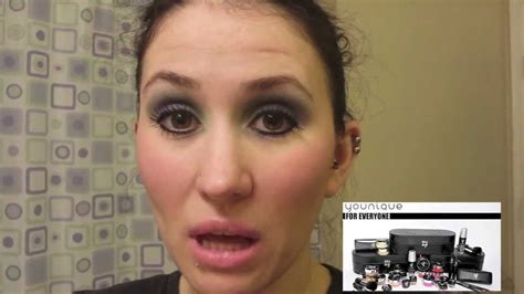 Younique Detox Max by Younique Before And After Each Step