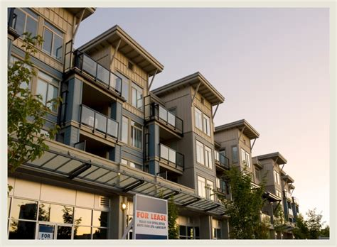 Apartment Rental Companies Seattle New Construction Lease Up Seattle Property Management