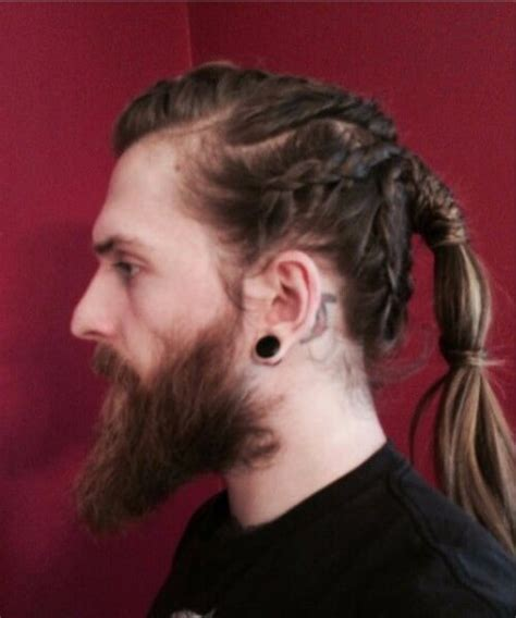 Viking Braids For Men Meaning | 45 cool and rugged viking hairstyles menhairstylist com