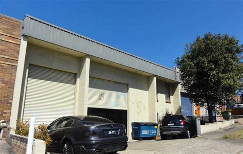 warehouse office at botany sydney sold