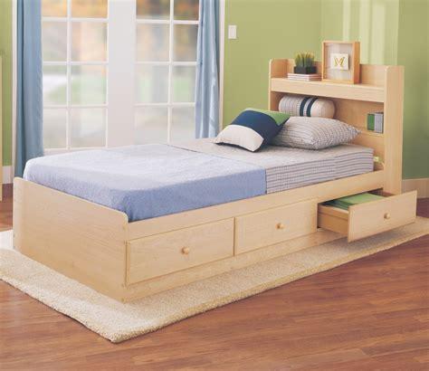 tempat tidur sorong minimalis jati sakti desain