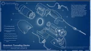 blue print creator portal gun blueprint 171 gamingbolt com video game news