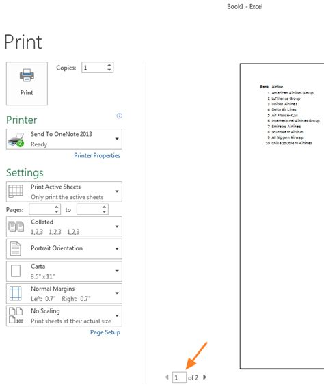 format excel to print printing in excel excel tutorial for excel 2013