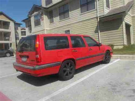 volvo 850r wagon for sale buy used 1996 volvo 850r wagon t5r in fort worth