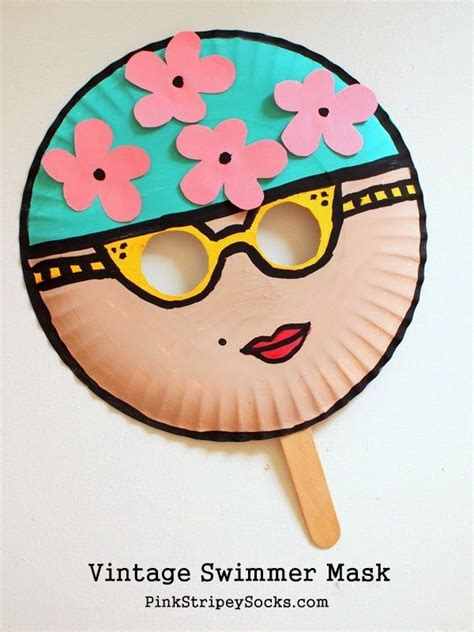 Mask From Paper Plates - 25 best ideas about paper plate masks on