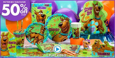 Scooby Doo Decorations scooby doo supplies scooby doo birthday city canada