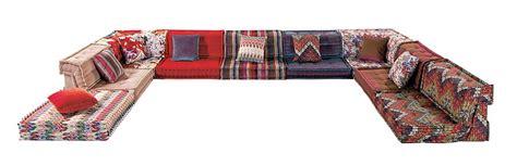divani missoni divano componibile in tessuto mah jong missoni home by