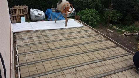 beton terrassen dalle beton terrasse ma terrasse