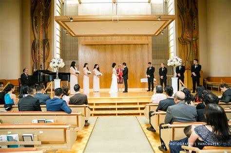 vancouver unitarian church and shiang garden wedding