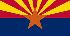 of arizona colors alas no slogan for arizona