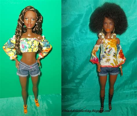 black doll collecting black doll collecting