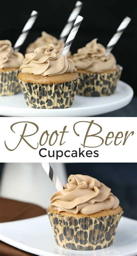 beer cupcakes root beer cupcakes