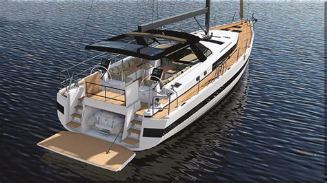 Garage Designer Oceanis Yachts 62 First Of A New Range Yachting World
