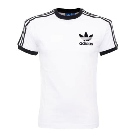 Adidas T Shirt Damen 2558 by Adidas Store California White T Shirt Az812