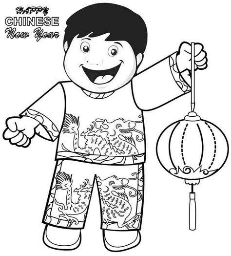 coloring page year of the new year coloring page coloring home