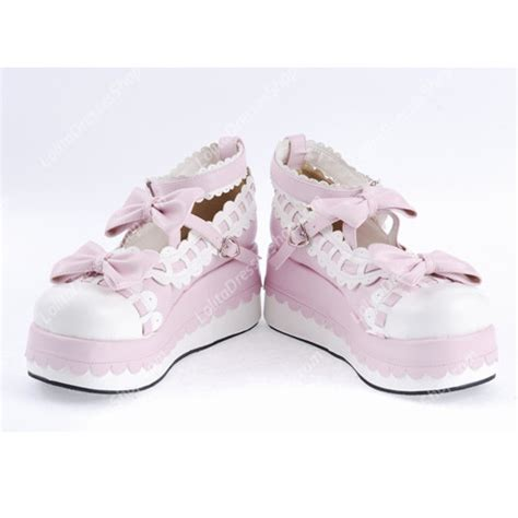 Best Seller Kvoll Sneaker Size 35 36 37 38 39 cheap pink and white bowknot pu sweet shoes sale at dresses shop