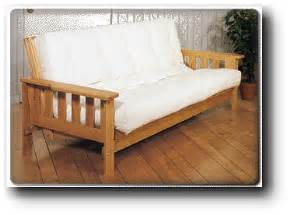 Futon Woodworking Plans by Futon Sofabed Woodworking Plan