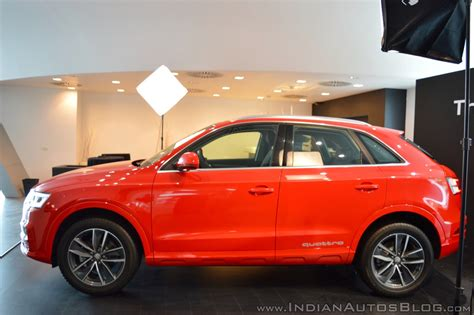 Audi Q3 Design by Audi Q3 Design Edition Side