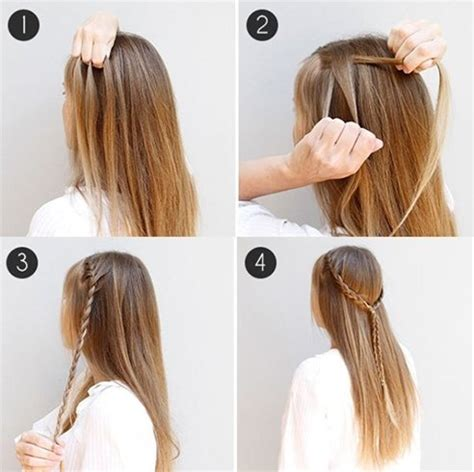 hairstyles lazy girl lazy girl hairstyles that can be done under 5 mins