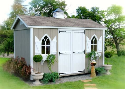 Wooden Garden Shed Kits by Cmpl Garden Sheds Kits