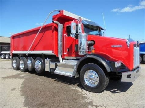 2012 kenworth trucks for sale 2012 kenworth t800 dump trucks for sale 20 used trucks