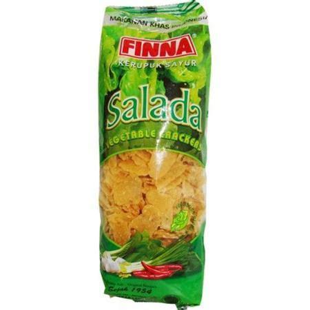 finna salada vegetable crackers   buy asian food