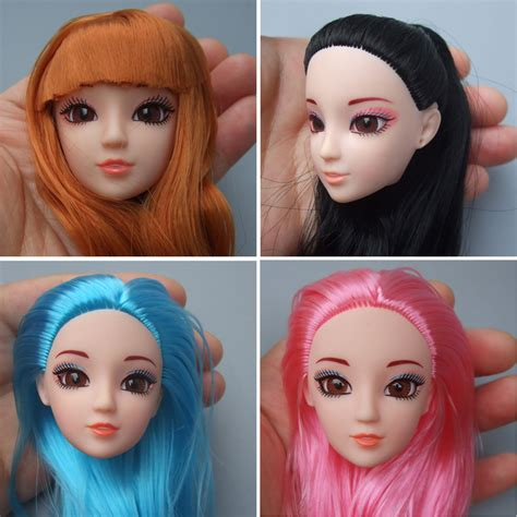 fashion doll heads aliexpress buy excellent quality doll with