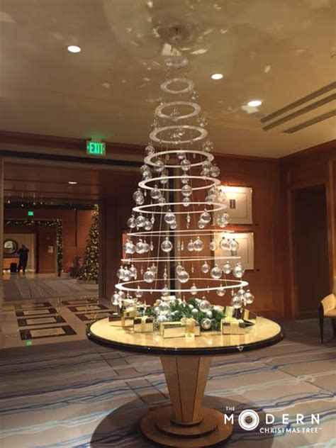 innovative christmas trees commercial modern trees