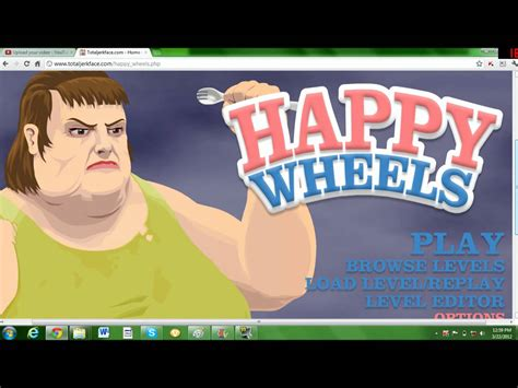 happy wheels full version by total jerkface black and gold games happy wheels hacked total jerkface