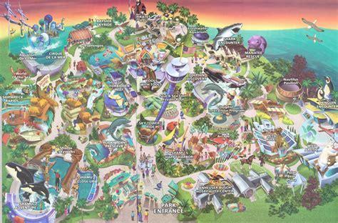 map world san diego san diego sea world map timekeeperwatches