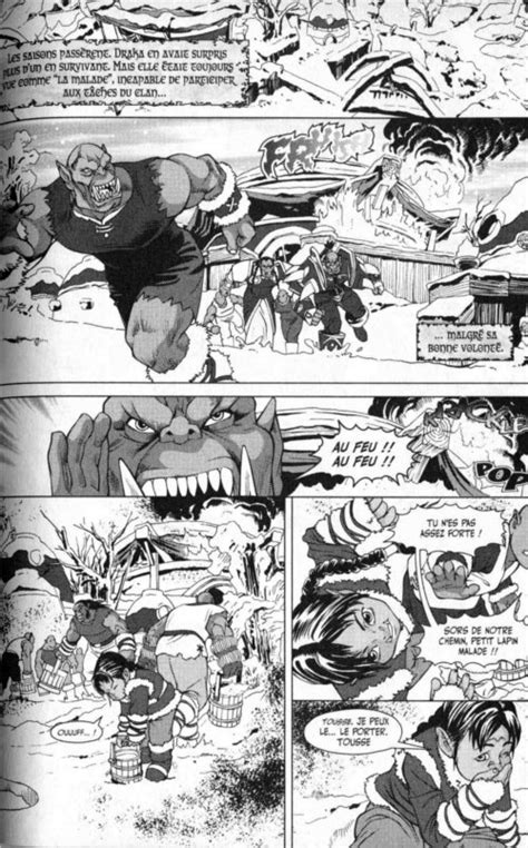 warcraft legends volume 3 1427808295 warcraft legends tome 4 page 5 du chapitre l apprentissage d une guerri 232 re tir 233 de warcraft