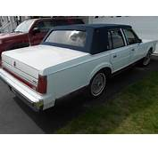 1988 Lincoln Town Car  Pictures CarGurus