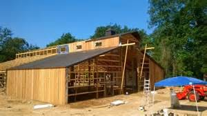 post barn kits news press the pole barn builder is no newbie to the