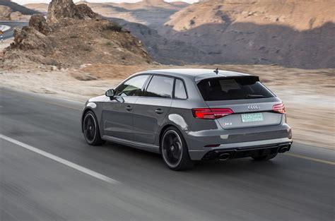 Audi Rs 3 Sportback by Audi Rs3 Sportback 2017 Review Autocar