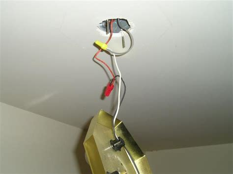 Wiring A Ceiling Light Fixture Wiring For Florescent Fixture Doityourself Community Forums