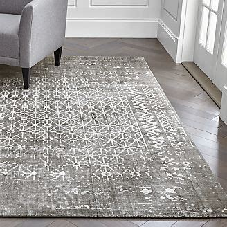contemporary area rugs for a cozy living room crate and - 10 X 14 Charcoal White Gray Rug