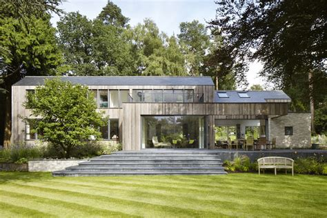 house in the woods alma nac archdaily