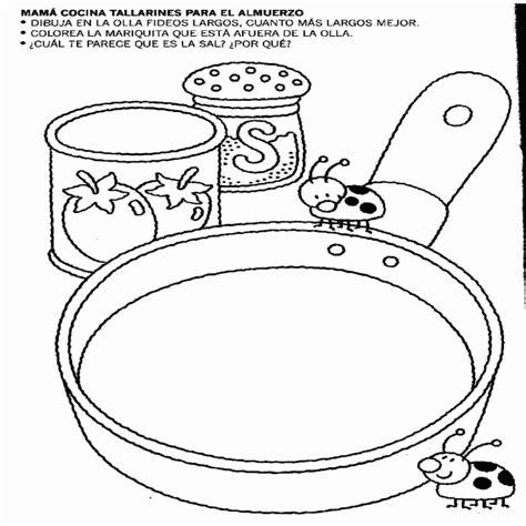 Imagenes De Comidas Navideñas Para Niños | dibujos de recetas de cocina para ni 241 os para colorear