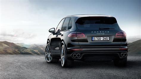 2017 porsche cayenne s porsche expands platinum edition