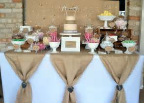 Cupcake Buffet Table Rustic Lolly Buffet Style My Celebration Style My