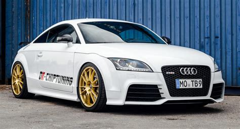 Audi Tt Rs Plus Tuning by Audi Tt Rs Plus Quot Cured Quot With 447hp Chip Tune