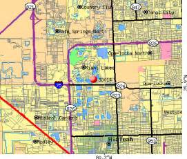 Zip Code Map Miami by Miami Zip Code Map Related Keywords Amp Suggestions Miami