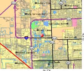 miami florida zip code map 33014 zip code miami lakes florida profile homes