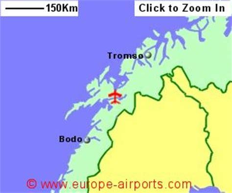 harstad/narvik airport, norway (eve) guide & flights