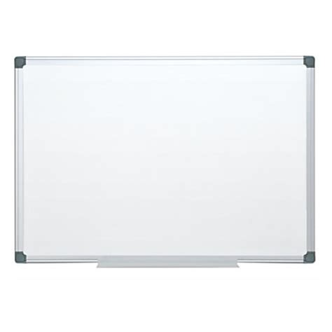 foray magnetic erase boards with aluminum frame 24 x