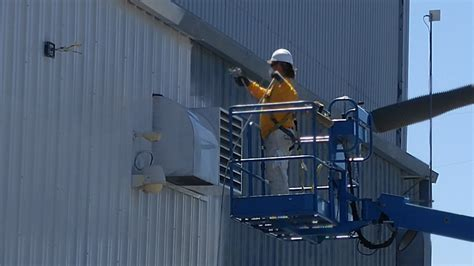 Steel Building Painting Contractor in Wright Minnesota