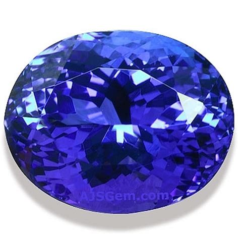 tanzanite gemstone information at ajs gems