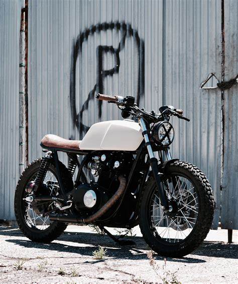 suzuki gs cafe racer street tracker cape town south